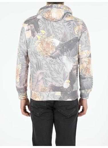 Colin's Erkek Sweatshirt Gri